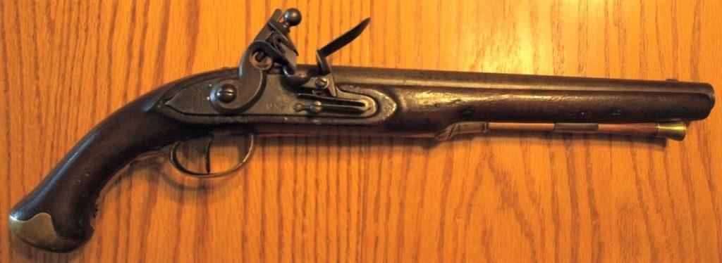 M1807 Henry Pistol